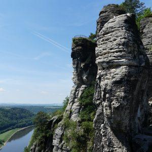Rezerwat Bastei. Niemcy