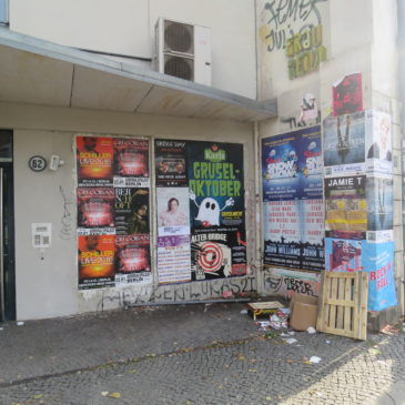 Schiller Future. Mercedes Benz Arena. Berlin
