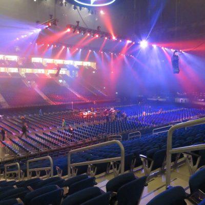 Przed koncertem