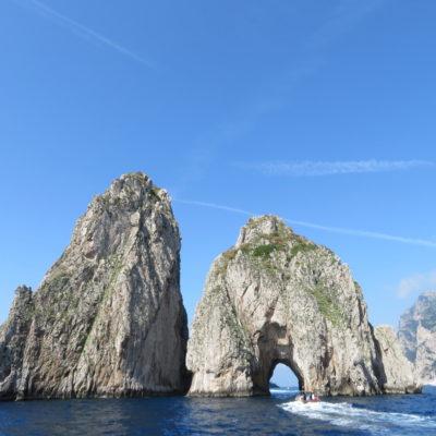 Łuk Miłości. Capri