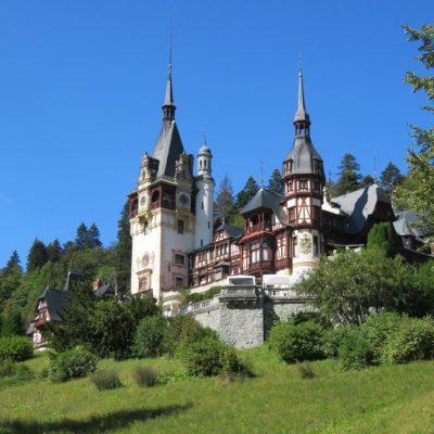 Zamek Pelesz